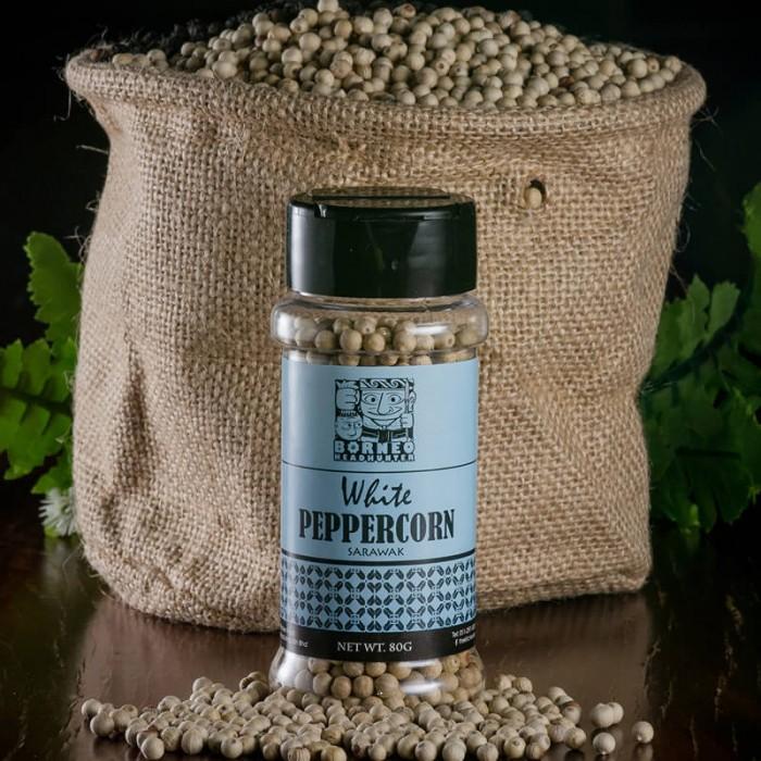 White Pepper Corn Bottle