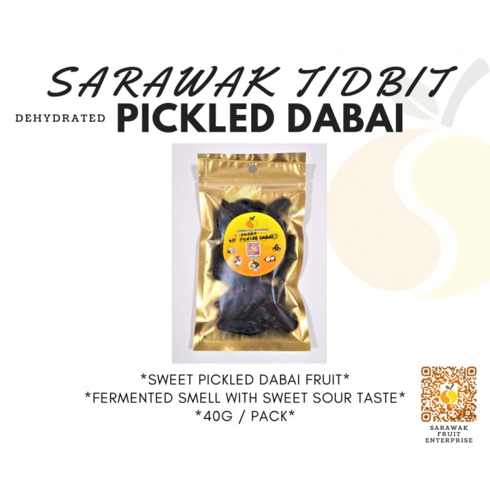 Sweet Pickled Dabai