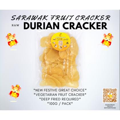 Durian Cracker (Raw)